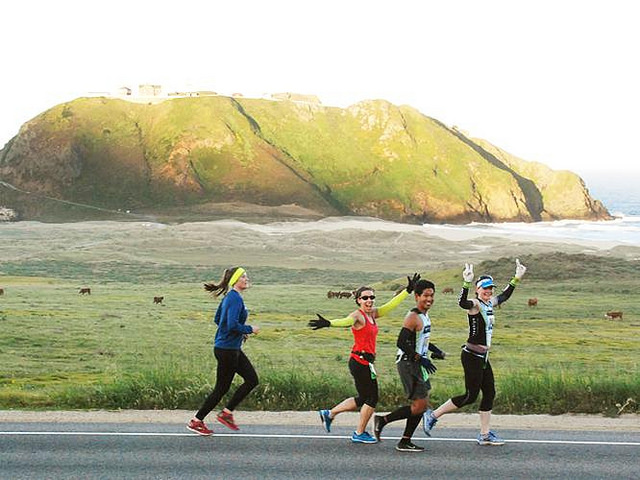 Big Sur Marathon 2017