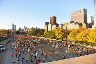 Registro abierto para el Maratón de Chicago 2016