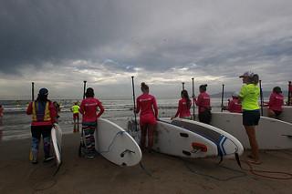 roxy puerto vallarta yoga correr paddle surf