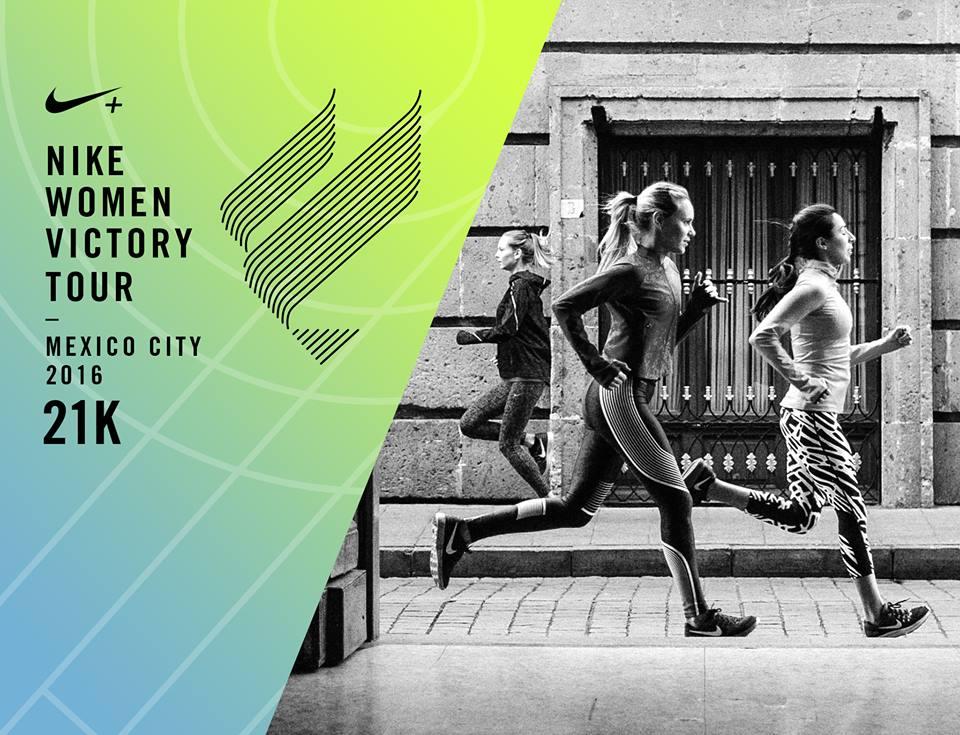 ruta carrera nike women half marathon 21k 2016