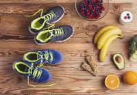 nutricion, antes, durante y despues de correr