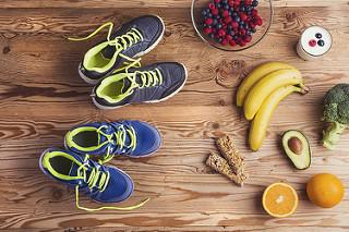 Nutrición: Antes, durante y después de correr