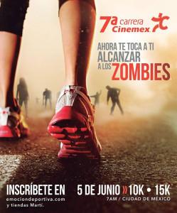Carrera Cinemex 2016