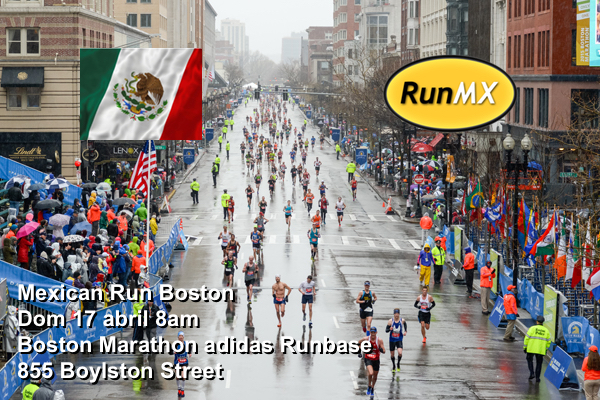 mexican run maraton de boston 2016