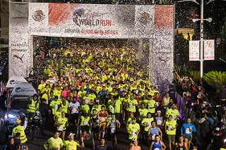 Wings for Life World Run Guadalajara 2017