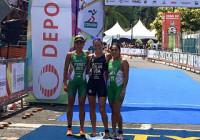 triatlon ixtapa copa panamericana resultados tiempos fotos