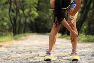 Lesiones comunes por correr