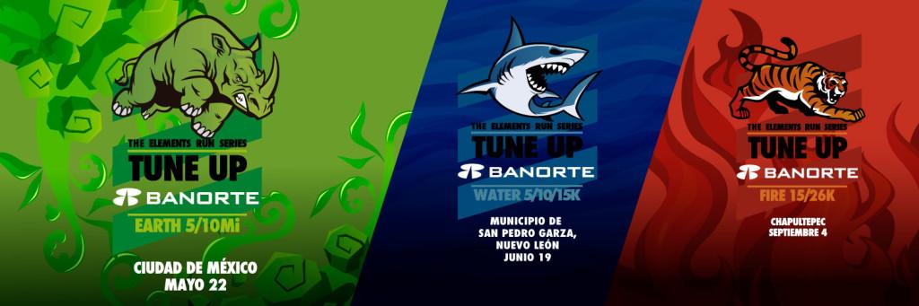 Tune Up Banorte CDMX TIERRA 5 y 10 Millas
