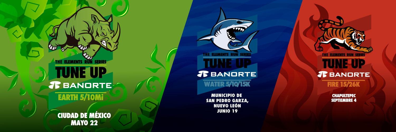 Tune Up Banorte Father´s Day Nuevo León AGUA 5, 10 y 15k