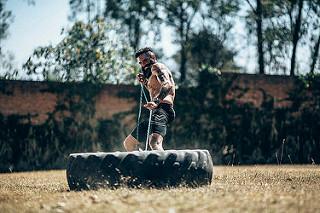 Entrevista a Fernando Casanova, corredor de obstáculos