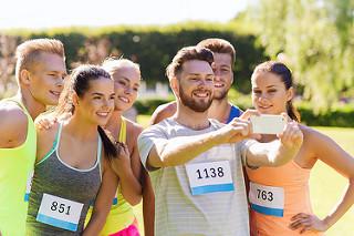 Encuesta revela algunos hábitos de los corredores