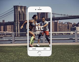 La nueva app Nike+ Training Club