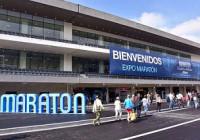 expo entrega de paquetes maraton ciudad de mexico 2016 autodromo hermanos rodriguez playera intelegente