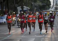 encuesta corredores maraton ciudad de mexico