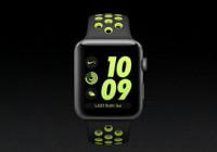 apple watch 2 nike plus running swiming