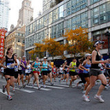 Los 10 mejores mexicanos en el Maratón de Chicago