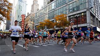 maraton de chicago corredores mexicanos 2016 resultados