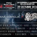 La Maldita Vecindad en el Medio Maratón Rock 'n' Roll Mérida