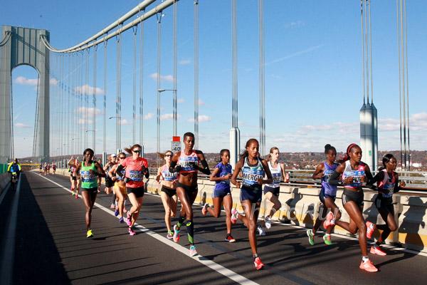 ganadores resultados maraton de nueva york 2016
