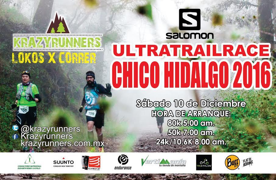 Ultratrail El Chico Hidalgo