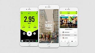 nike+ run club app running nrc aplicacion nueva nike plus