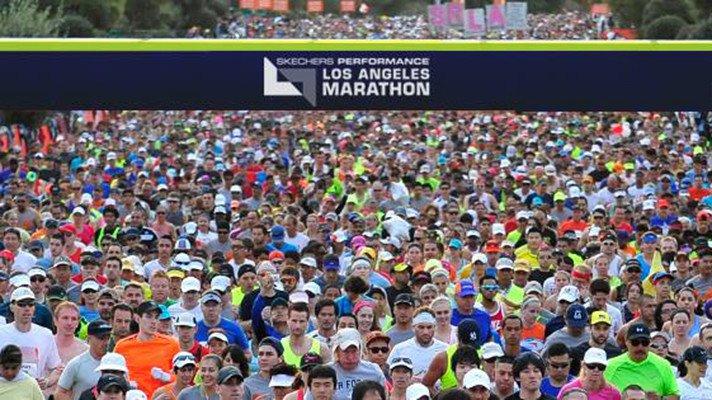 Maratón de Los Angeles 2017