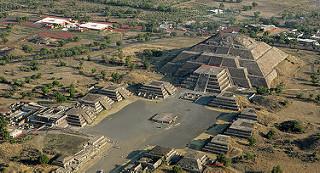 carrera en teotihuacan recorriendo mexico