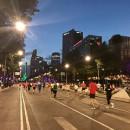 Un éxito el Rock 'n' Roll 1/2 Maratón Ciudad de México
