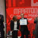 El Maratón de la Ciudad de México noveno en número de finishers