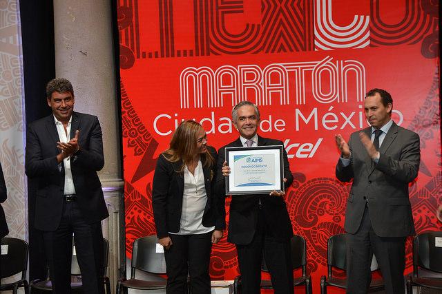 maraton ciudad de mexico 2017 noveno del mundo inscripciones
