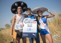 ings for life world run mexico guadalajara runners corredores tiempos resultados