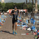 Francisco Serrano tercero en el Ironman 70.3 Monterrey