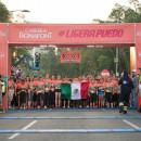 70 mil mujeres participaron en la Carrera Bonafont 2017
