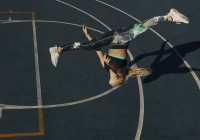 calzado tenis training gimnasio nike free