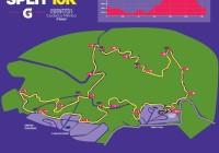 ruta split adidas 16k la marquesa entrega de paquetes