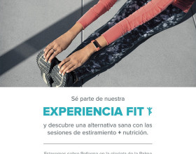 experiencia fit activacion fitness fitbit runmx