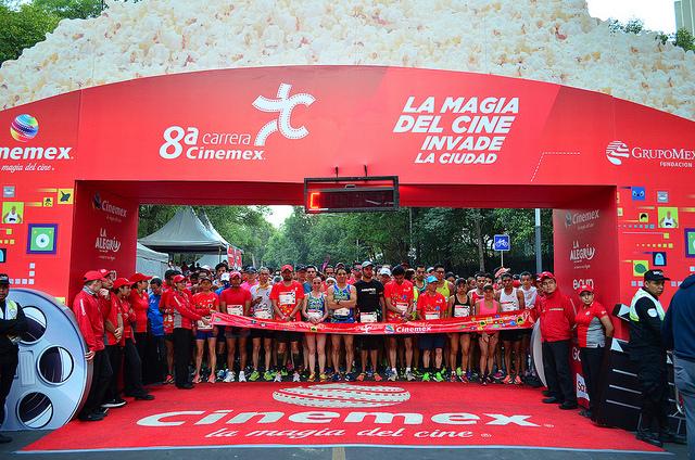 resultados carrera cinemex 2017 emocion deportiva