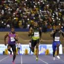 Usain Bolt se despide de las pistas de Jamaica