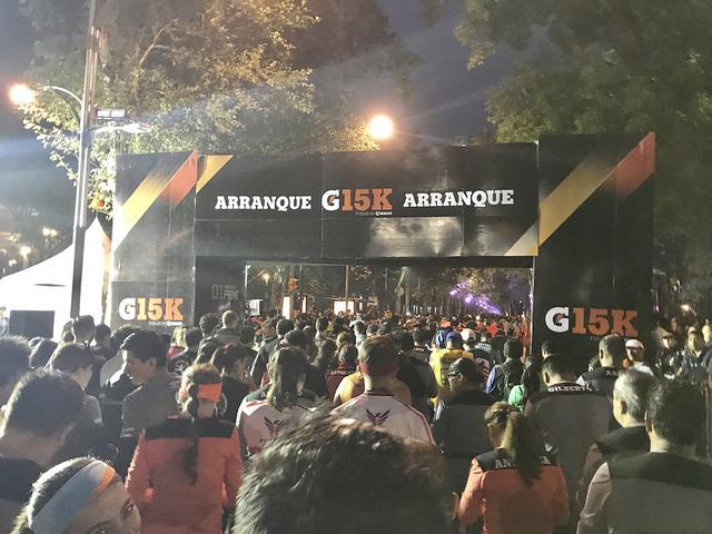 resultados carrera gatorade 15K tiempos ganadores g15K asdeporte