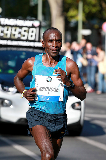 kipchoge record mundial maraton berlin
