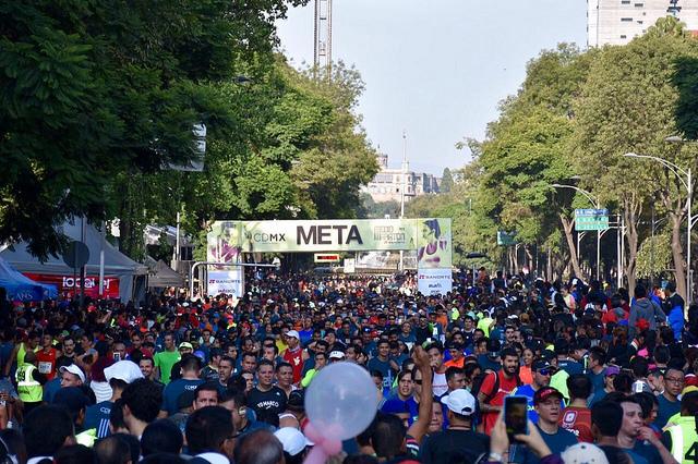 resultados medio maraton ciudad de mexico 2017 21K cdmx