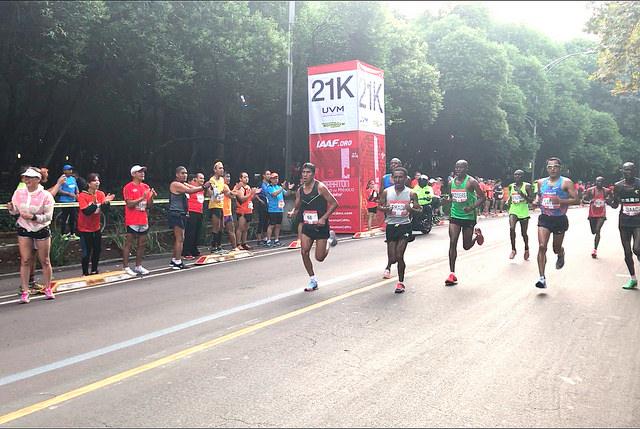 resultados maraton de la ciudad de mexico 2017 maratoncdmx emocion deportiva