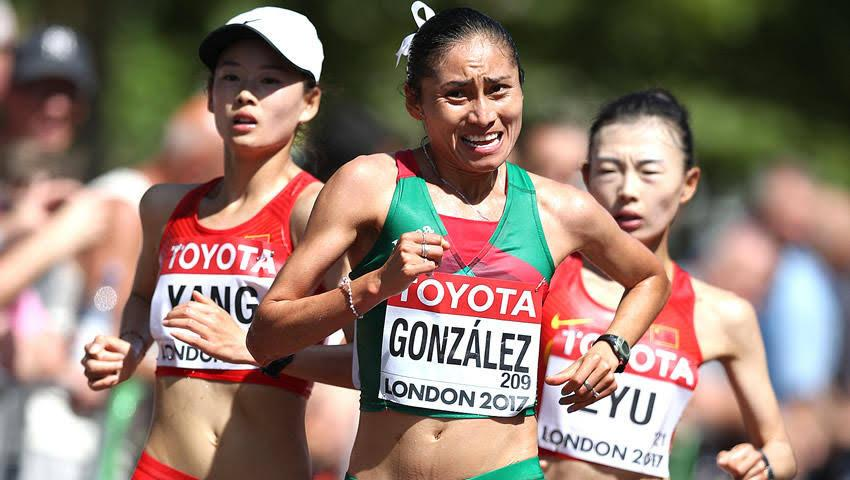 lupita gonzalez mundial atletismo 2017