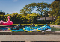 saucony coleccion endless summer kinvara freedom iso ride tenis correr