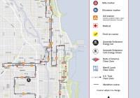 ruta del maraton de chicago 2017 corredores mexicanos runmx