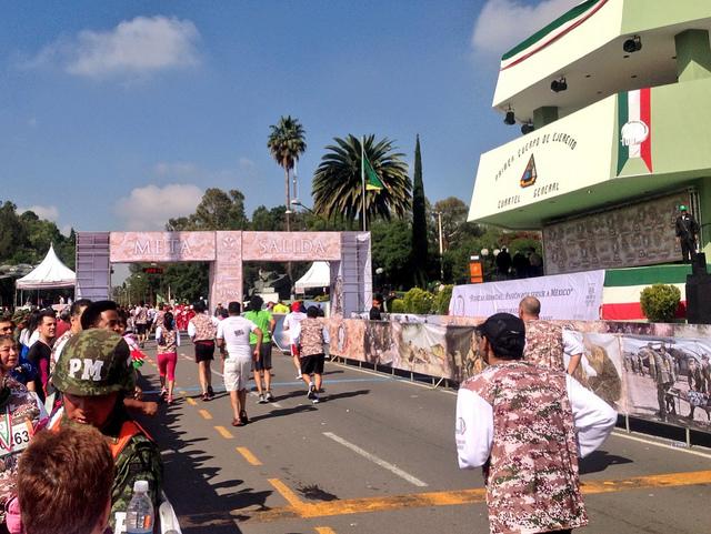 medio maraton sedena 2017 21K inscripciones