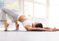 estiramientos corredores running stretching runners yoga