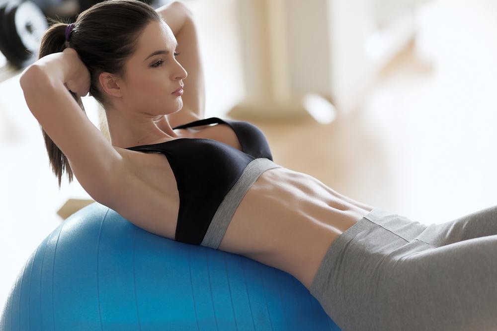 rutina ejercicios abdominales abs