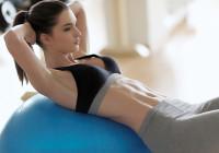 rutina ejercicios abdominales fitness running