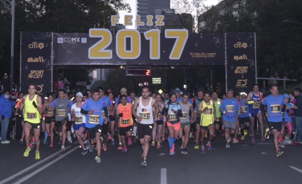 carrera san silvestre 2017 cdmx emocion deportiva